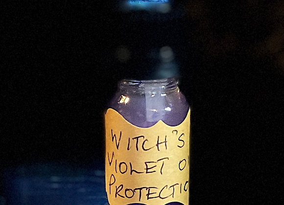 Witches Violet Spell Oil