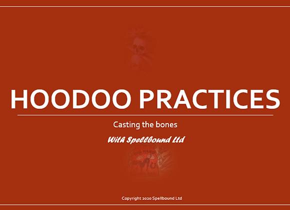 Hoodoo Practices  - Casting The Bones Course