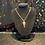 Thumbnail: Alchemy Coeur Crane Couples Friendship  Necklace