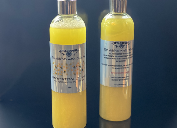Lemon Purification Wash