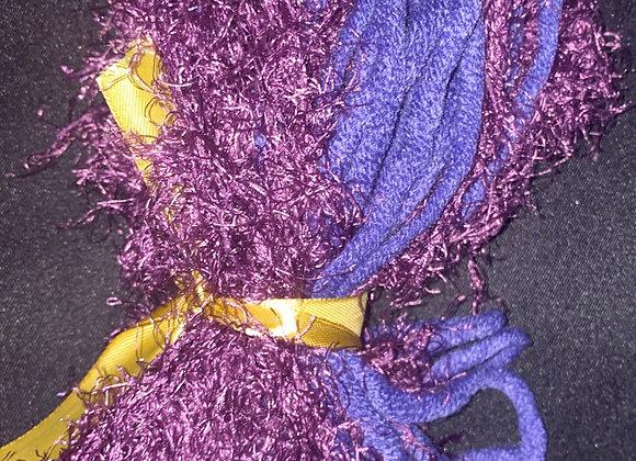Poppet wig (purple)
