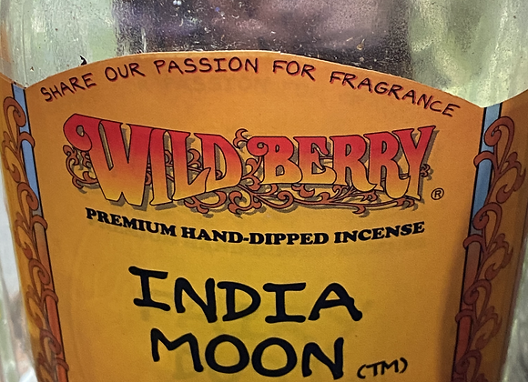 India Moon Incense Sticks
