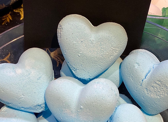 Baby Powder Love Bath  Bomb