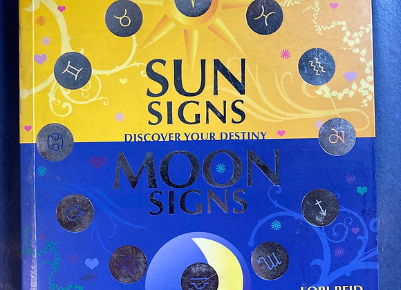 Sun Signs - Discover Your Destiny - Moon Signs
