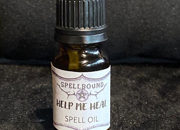 Help Me Heal - Spell