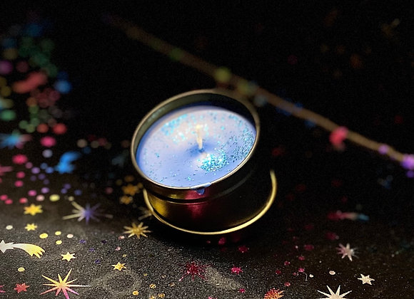 Third Eye Spell Candle