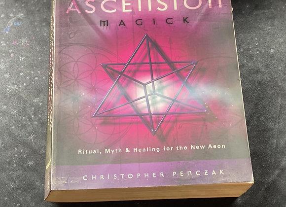 Ascension Magick by Christopher Penczak