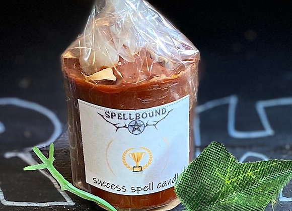 Success Spell Candle