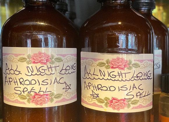 All night long aphrodisiac oil (100ml)