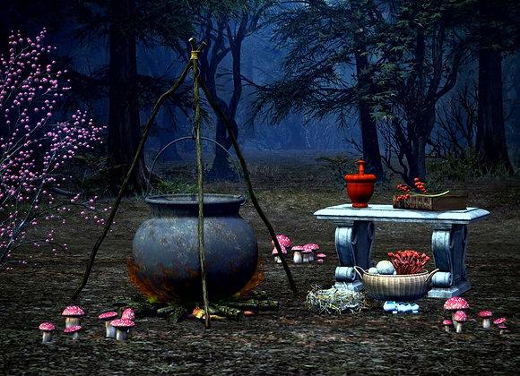 Advanced Witchcraft - Online