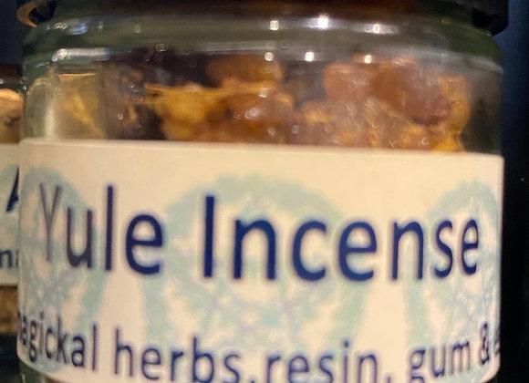 Yule incense