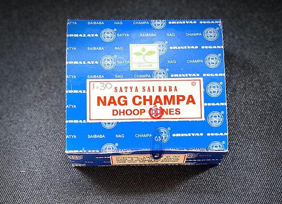 Nag Champa - Dhoop Cones
