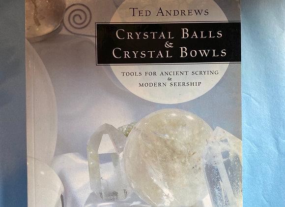 Crystal Balls & Crystal Bowls