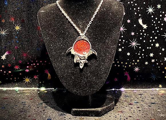 Alchemy Blood Moon 🦇 Necklace