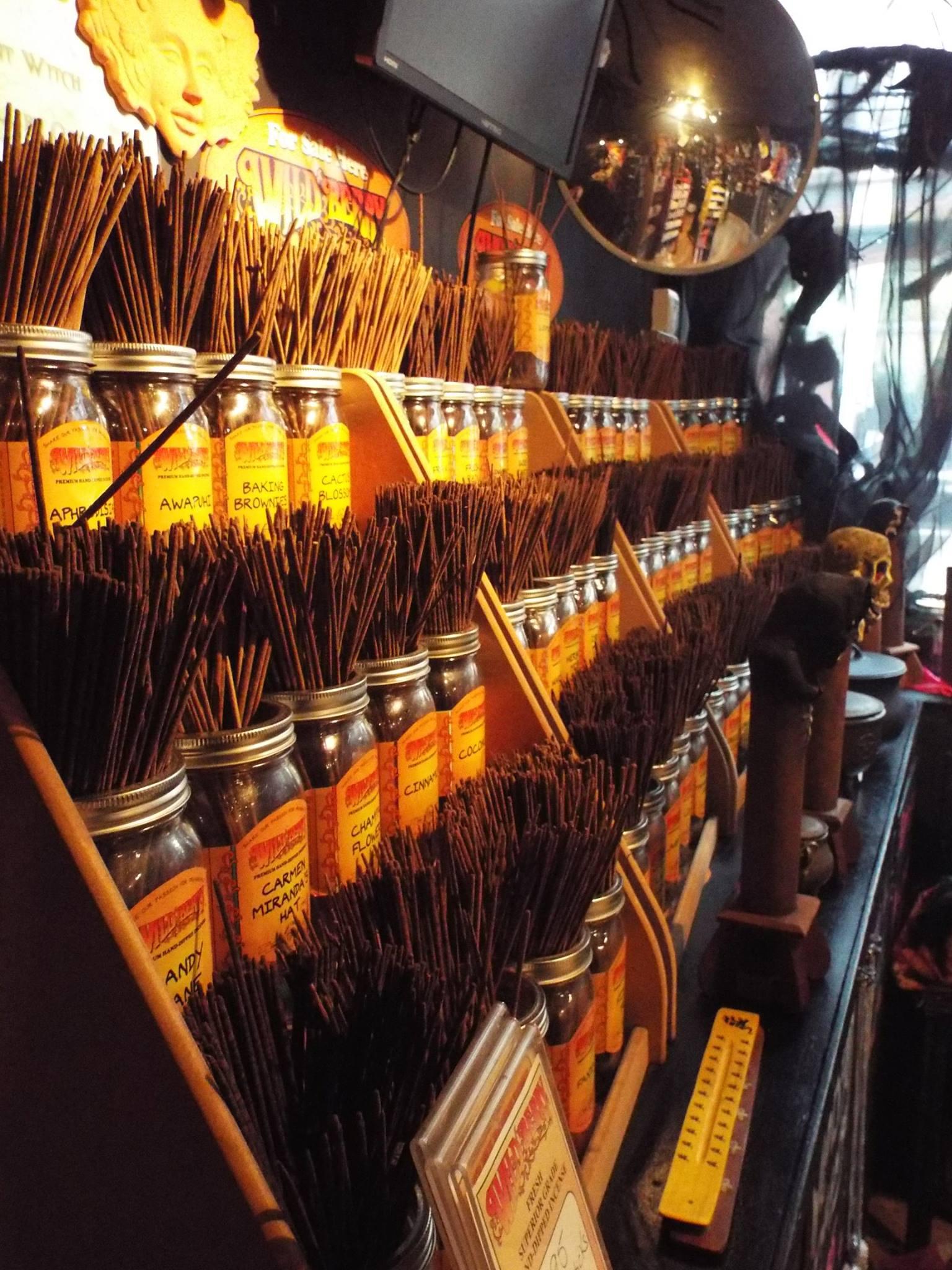 Incense & Sage Sticks