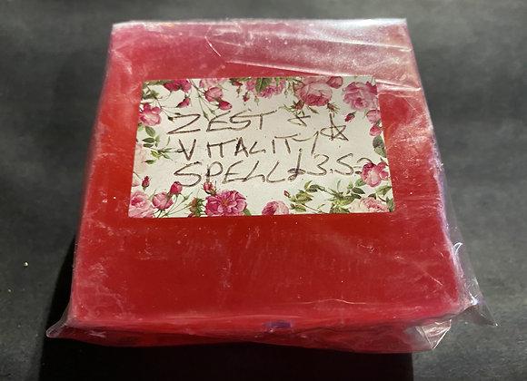 Zest Vitality Soap