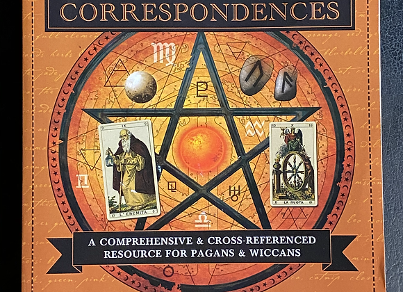 Complete Book Of - Correspondences