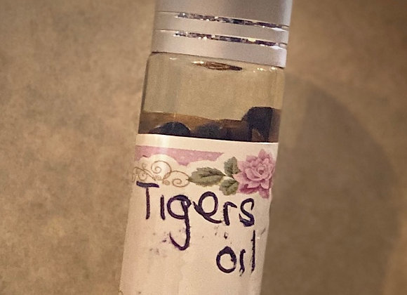 Tigers Eye Oil