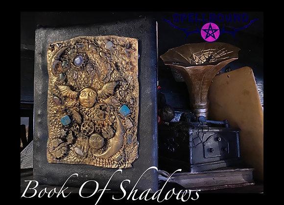 Book of Shadows - Spellbound Creation