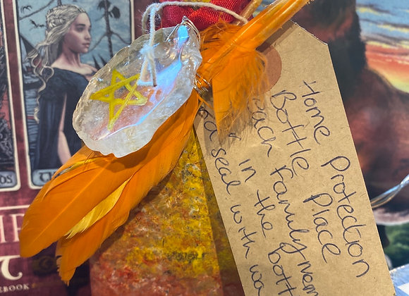 Witch 🧙♀️ bottle orange