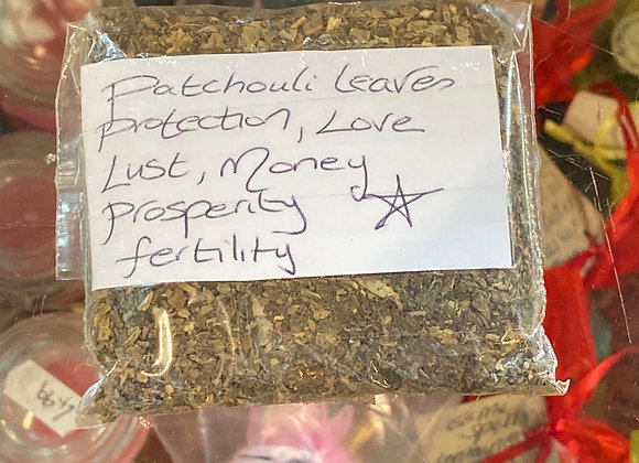 Patchouli Leaves (12g)