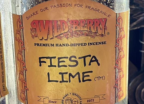 Fiesta Lime Incense Sticks