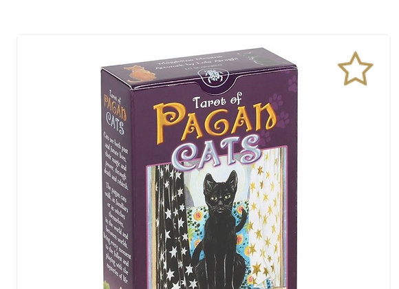 Pagan cats tarot
