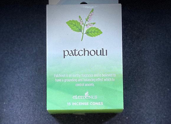 Patchouli Cones
