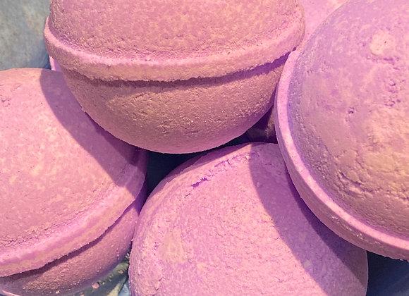 Violet Bath Bomb