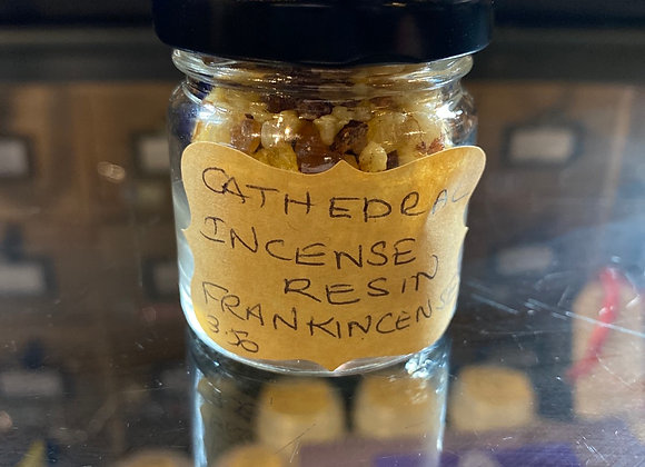 Cathedral Frankincense Resin