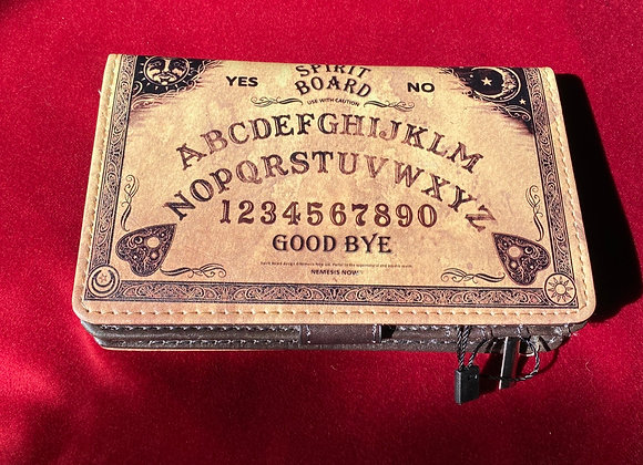 Ouija Design Wallet/Purse