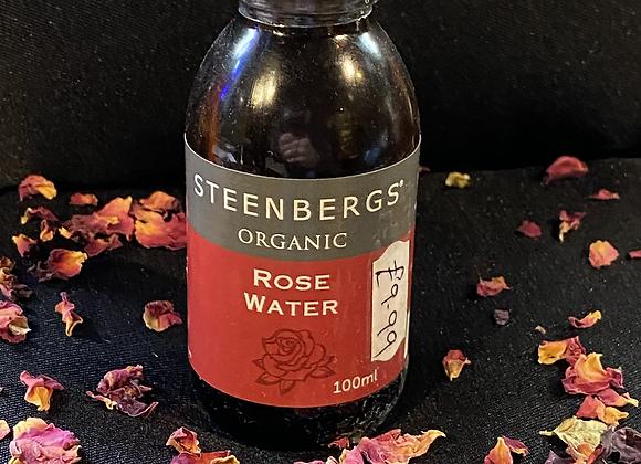 Rose Water 🌹