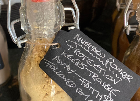 Mustard Powder - Bottled
