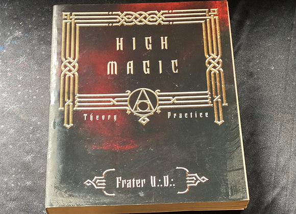 High Magick: Theory and Practice Paperback