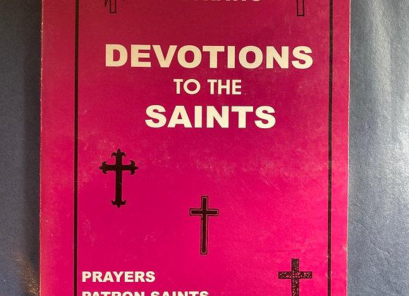 Devotions to the Saints