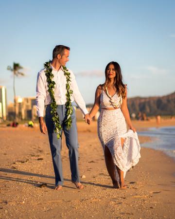Waikiki Beach Wedding Photographer
