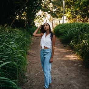 Aisha & Tani: Jungle and Sunset Shoot