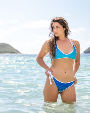 Bikini Model Lanikai