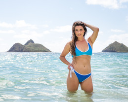 Lanikai Swimsuit Model