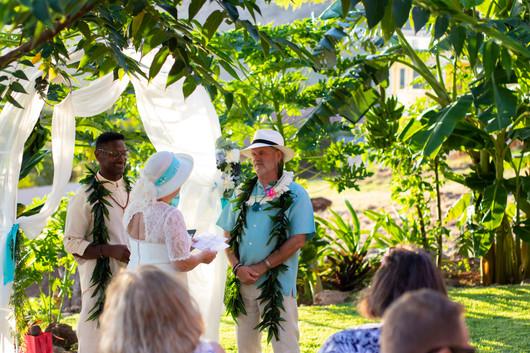 Oahu Wedding Ceremony