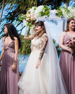 Honolulu Wedding Photo