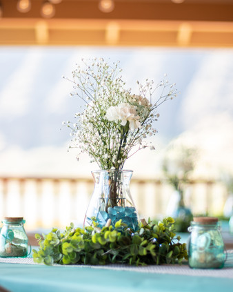 Oahu wedding detail