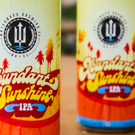 Waterman's Brewery: Abundant Sunshine