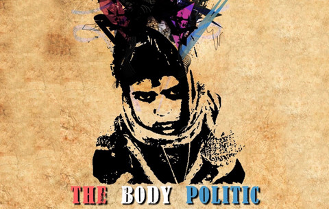 THE BODY POLITIC promo cover