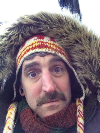 Doug Shapiro in Sexy Hat
