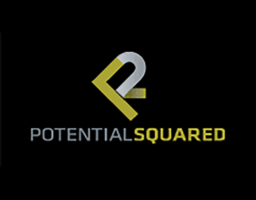 potential squared logo