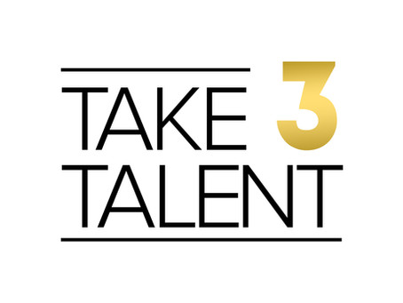 Doug is now represented by Take 3 Talent for TV/Film!