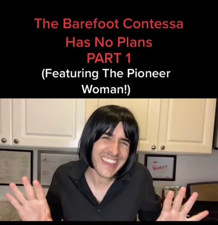 The Barefoot Contessa Has No Plans (Pt. 1)