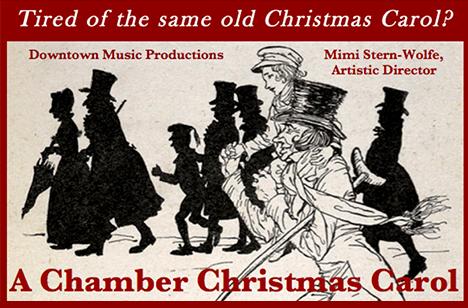 A CHAMBER CHRISTMAS CAROL