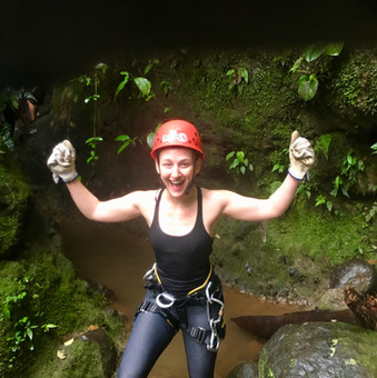 Canyoning Adventure in Costa Rica